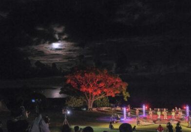 2021東海岸大地藝術節<br>月光‧海音樂會 2小時超過1.6萬次線上觀看